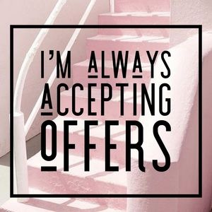 Tops - Offers Encouraged 🌷